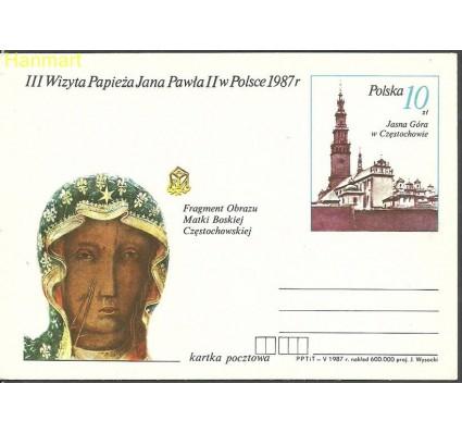 Znaczek Polska 1987 Fi Cp  954 Całostka pocztowa