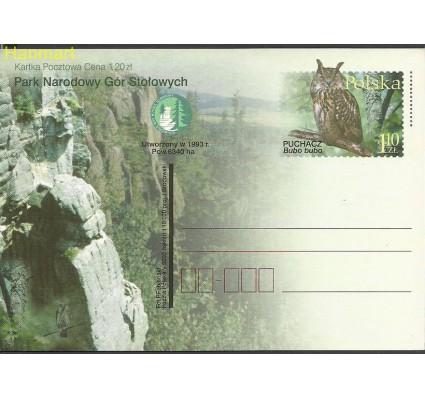 Polska 2002 Fi Cp 1281 Całostka pocztowa