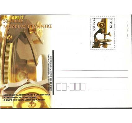 Znaczek Polska 2005 Fi Cp 1378 Całostka pocztowa