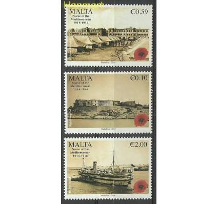 Znaczek Malta 2014 Mi 1886-1888 Czyste **