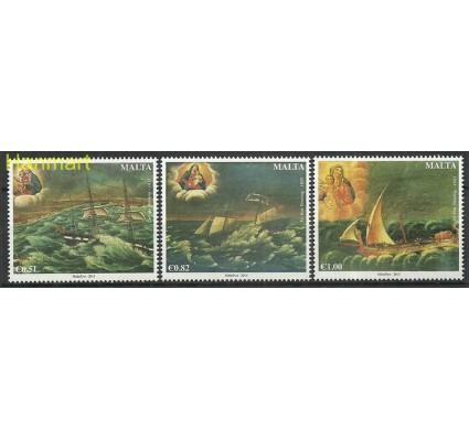 Znaczek Malta 2015 Mi 1909-1911 Czyste **