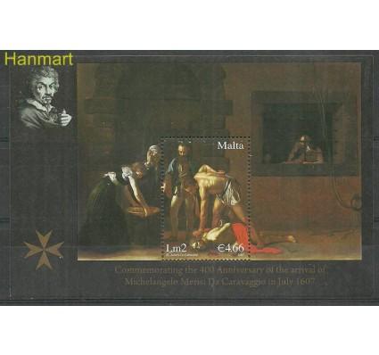 Znaczek Malta 2007 Mi bl 38 Czyste **