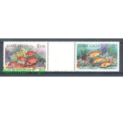Znaczek Saint Lucia  Mi 49 Czyste **