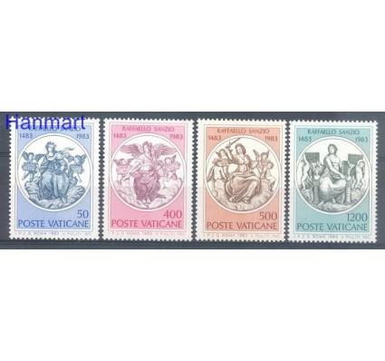 Watykan 1983 Mi 826-829 Czyste **
