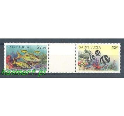 Saint Lucia  Mi 50 Czyste **