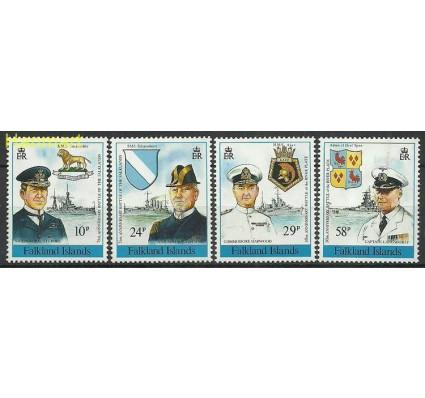 Znaczek Falklandy 1989 Mi 513-516 Czyste **