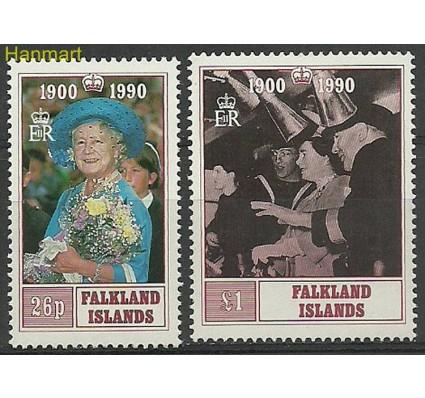 Znaczek Falklandy 1990 Mi 527-528 Czyste **