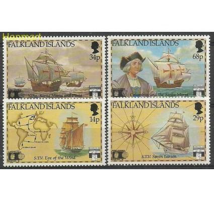 Znaczek Falklandy 1991 Mi 548-551 Czyste **