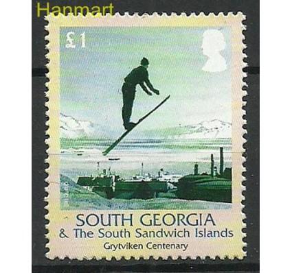 Znaczek Georgia Południowa i Sandwich Południowy 2004 Mi 406 Czyste **