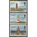 Falklandy 1997 Mi 698-700 Czyste **