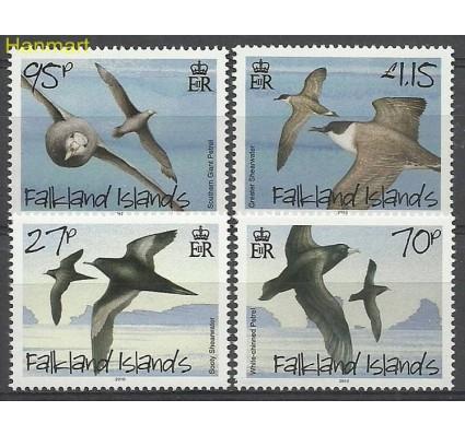 Znaczek Falklandy 2010 Mi 1110-1113 Czyste **