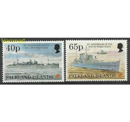 Znaczek Falklandy 1995 Mi 646-647 Czyste **