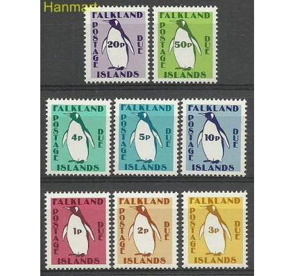 Znaczek Falklandy 1991 Mi por1-8 Czyste **