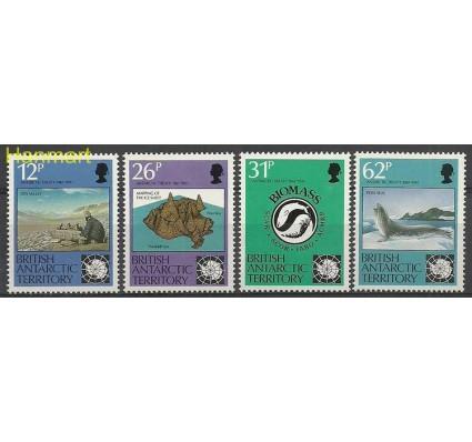 Znaczek Brytyjskie Terytorium Antarktyczne 1991 Mi 181-184 Czyste **