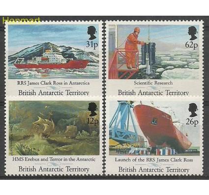Znaczek Brytyjskie Terytorium Antarktyczne 1991 Mi 185-188 Czyste **