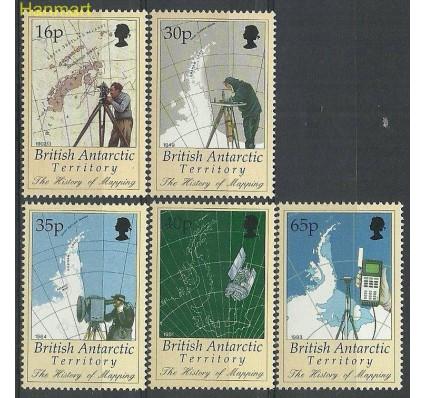 Znaczek Brytyjskie Terytorium Antarktyczne 1998 Mi 267-271 Czyste **