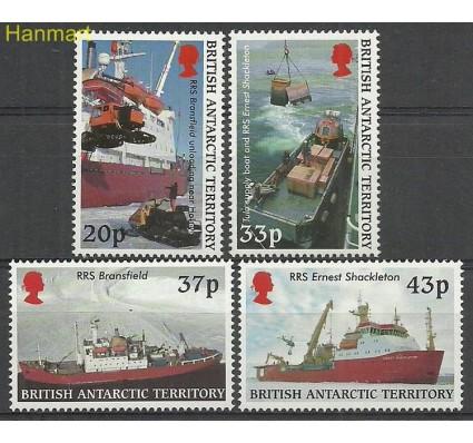 Znaczek Brytyjskie Terytorium Antarktyczne 2000 Mi 307-310 Czyste **