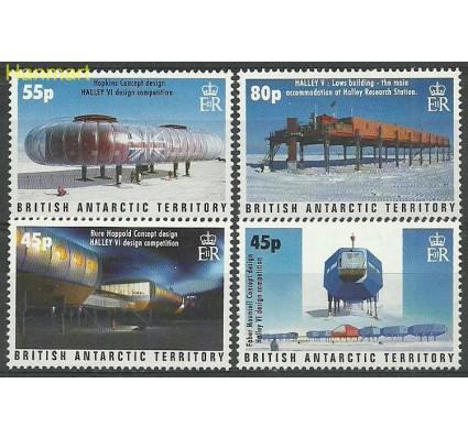 Znaczek Brytyjskie Terytorium Antarktyczne 2005 Mi 404-407 Czyste **