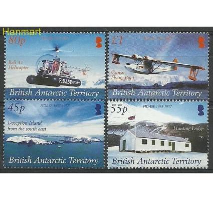 Znaczek Brytyjskie Terytorium Antarktyczne 2005 Mi 400-403 Czyste **