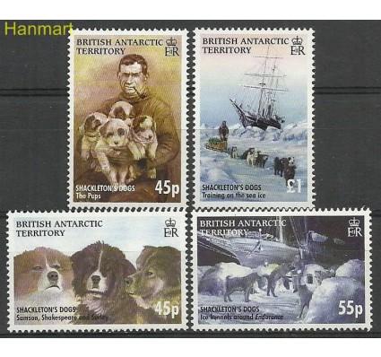 Znaczek Brytyjskie Terytorium Antarktyczne 2005 Mi 408-411 Czyste **