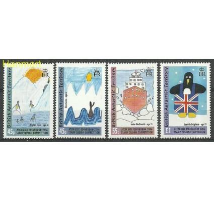 Znaczek Brytyjskie Terytorium Antarktyczne 2006 Mi 412-415 Czyste **