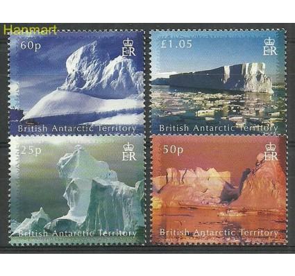 Znaczek Brytyjskie Terytorium Antarktyczne 2007 Mi 454-457 Czyste **