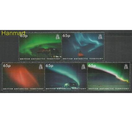 Znaczek Brytyjskie Terytorium Antarktyczne 2008 Mi 479-483 Czyste **