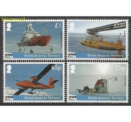 Znaczek Brytyjskie Terytorium Antarktyczne 2014 Mi 670-673 Czyste **