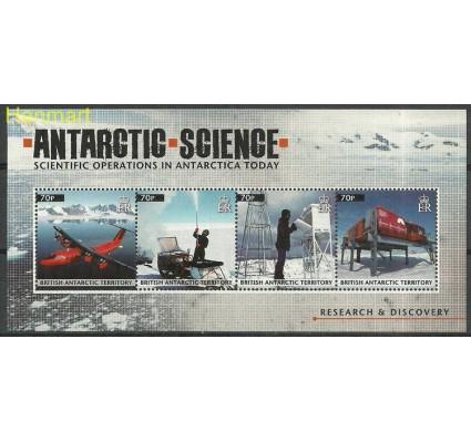 Znaczek Brytyjskie Terytorium Antarktyczne 2011 Mi bl19 Czyste **