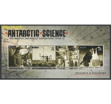 Znaczek Brytyjskie Terytorium Antarktyczne 2011 Mi bl20 Czyste **
