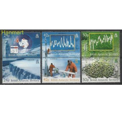 Znaczek Brytyjskie Terytorium Antarktyczne 2004 Mi par381-386 Czyste **