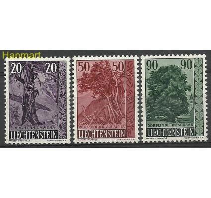 Liechtenstein 1959 Mi 377-379 Czyste **