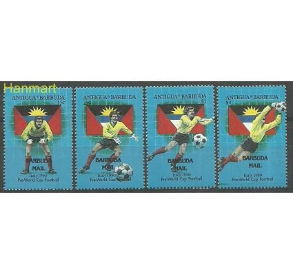 Znaczek Barbuda 1990 Mi 1418-1421 Czyste **