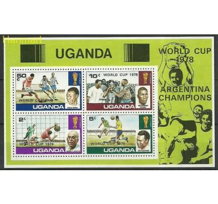 Uganda 1978 Mi bl11 Czyste **