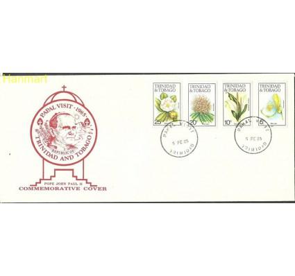 Trynidad i Tobago 1983 Mi 479-480+482-483 FDC