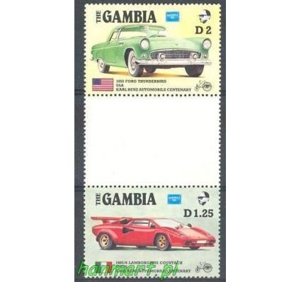 Gambia  Mi 93 Czyste **