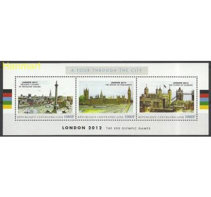 Znaczek Republika Środkowoafrykańska 2009 Mi per(bl3) Czyste **