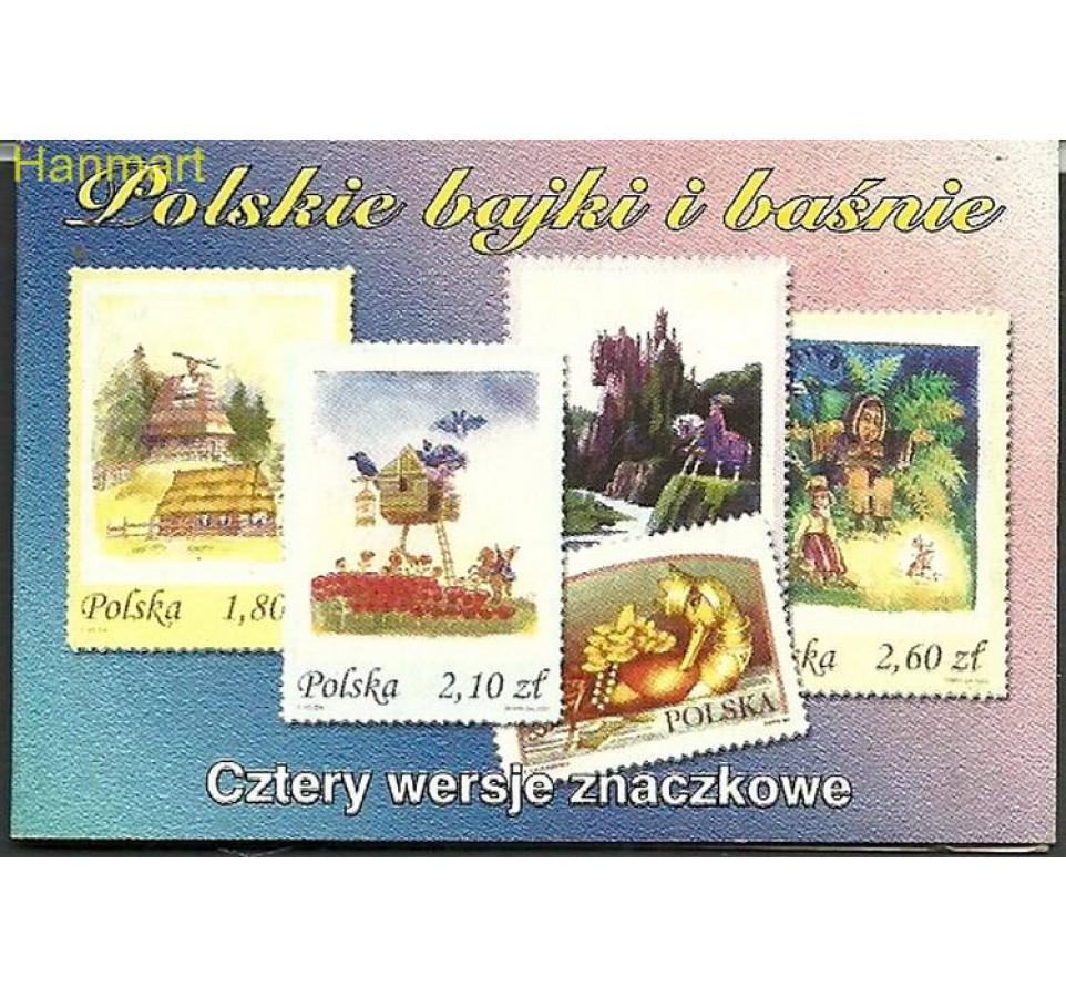 Polska 2003 Mi mh 4062 Czyste **