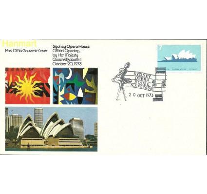 Znaczek Australia 1973 Mi 537 FDC
