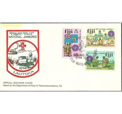 Znaczek Fidżi 1974 Mi 324-326 FDC