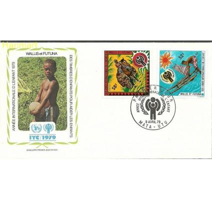 Znaczek Wallis et Futuna 1979 Mi 337-338 FDC