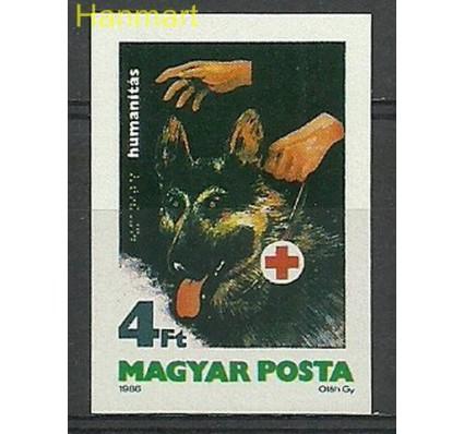 Znaczek Węgry 1986 Mi 3813B Czyste **