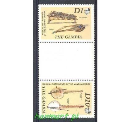 Znaczek Gambia  Mi 123 Czyste **