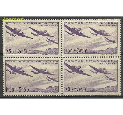 Znaczek Francja 1942 Mi 551 Czyste **