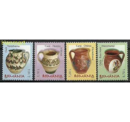 Rumunia 2007 Mi 6247-6250 Czyste **