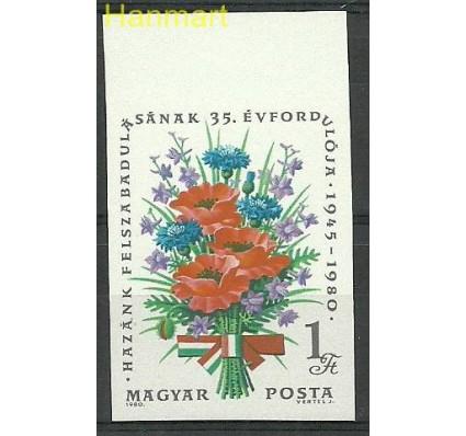 Węgry 1980 Mi 3425B Czyste **