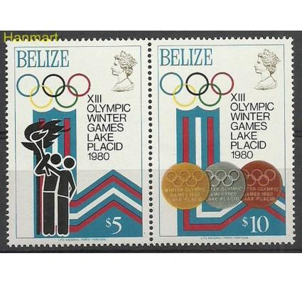 Znaczek Belize 1980 Mi par509-510 Czyste **