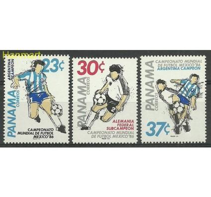 Znaczek Panama 1986 Mi 1626-1628 Czyste **