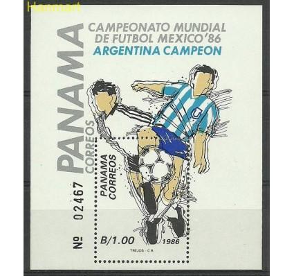 Znaczek Panama 1986 Mi bl124 Czyste **