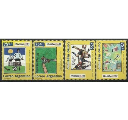 Znaczek Argentyna 1994 Mi 2209-2212 Czyste **
